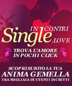 incontrisingle.love - La tua anima gemella in pochi click