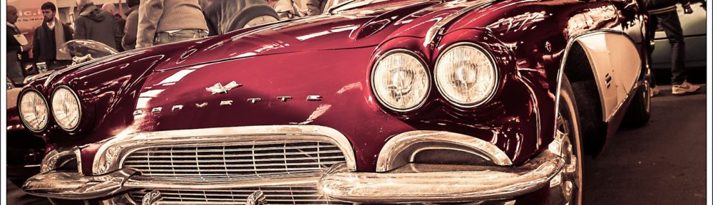 Automotoretrò al Lingotto Fiere a Torino