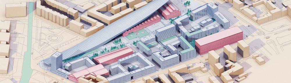 Sci indoor in centro a Torino: la proposta di due studenti per il Lingotto