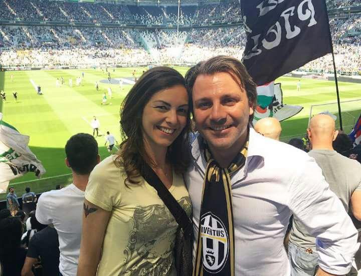 2 Tifosi allo Juventus Stadium - 33 scudetto juve