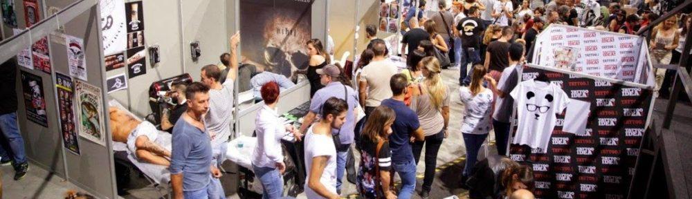 Sta per partire l'ottava edizione della Torino Tattoo Convention al Palavela