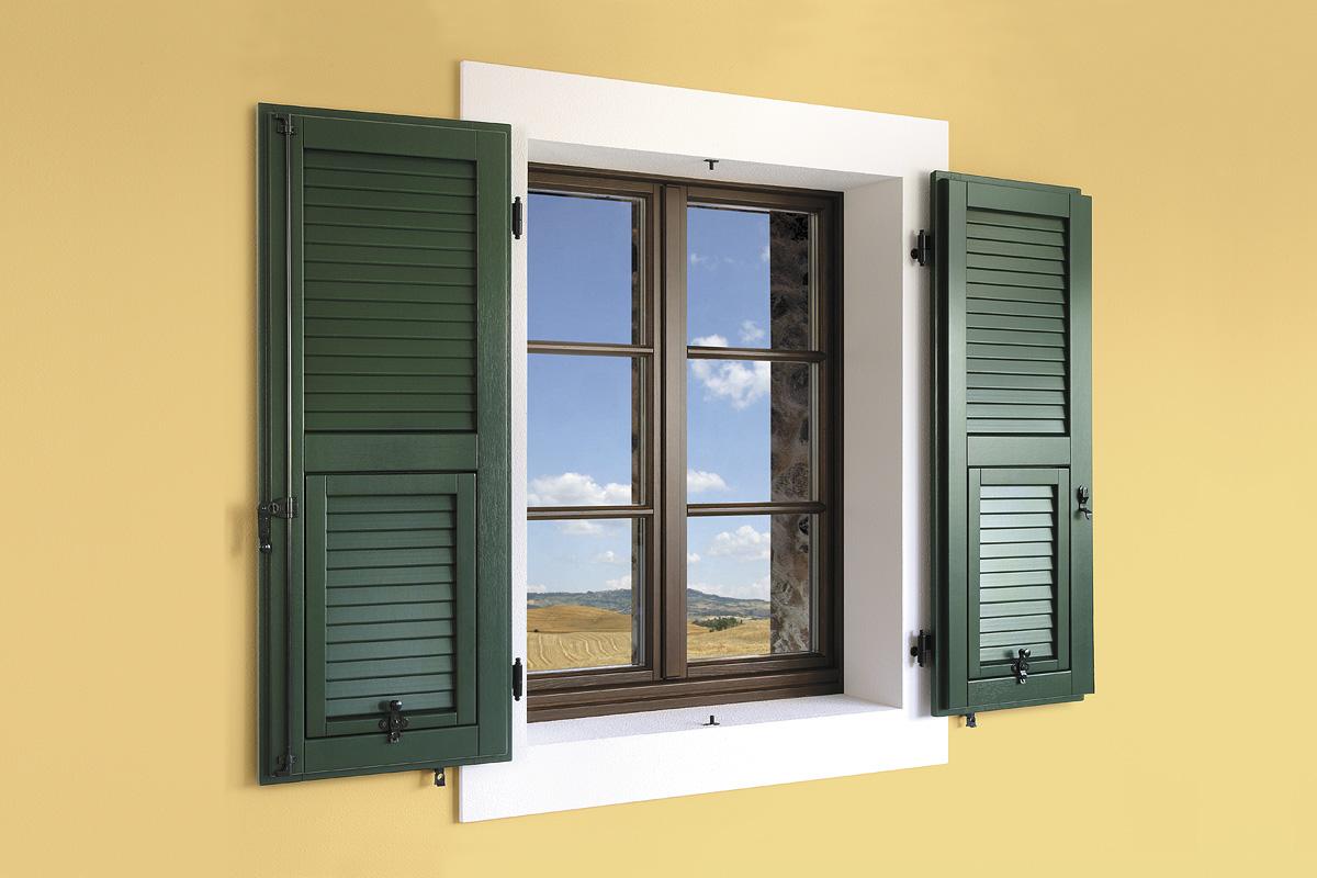 Cambiare Colore Infissi Alluminio vendita case torino: cambiare gli infissi meglio l'alluminio