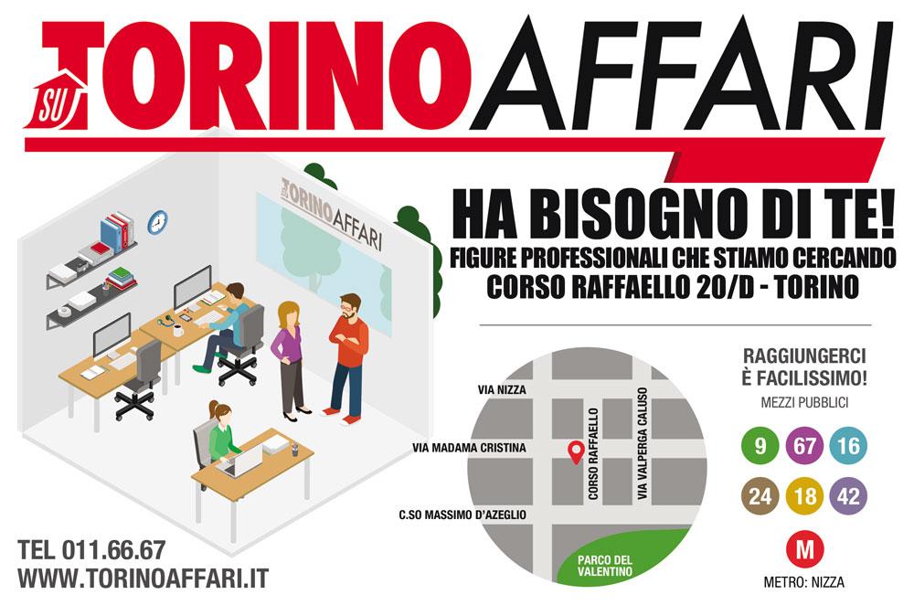 Lavora con Torino Affari