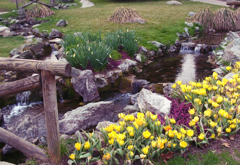 5 luoghi romantici a torino da non perdere torino - Il giardino roccioso ...