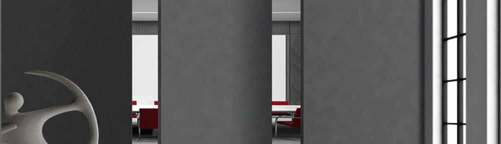 Porte da interno: il corretto abbinamento di colori e materiali.