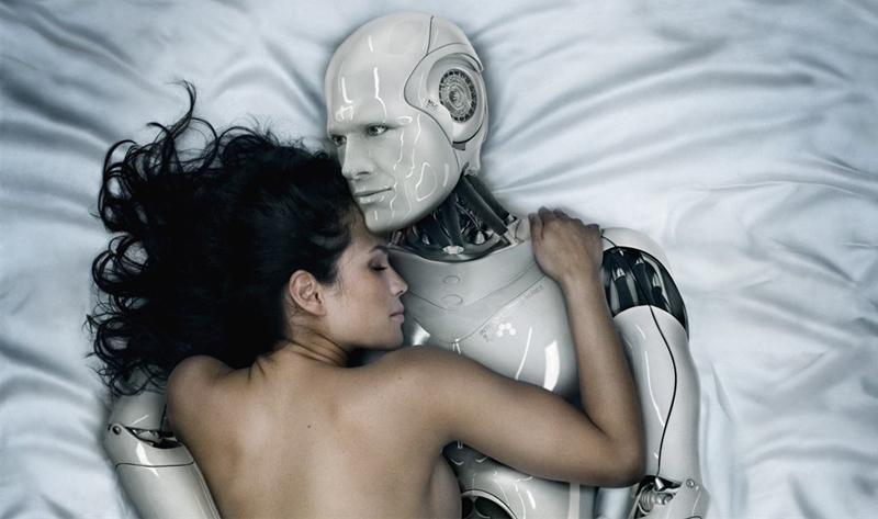 sesso robot