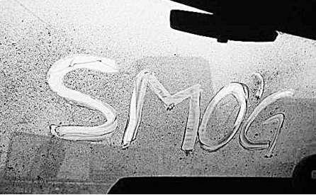 Scritta smog