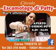 Club Escamotage di Patty
